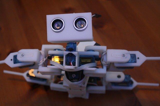 future robot